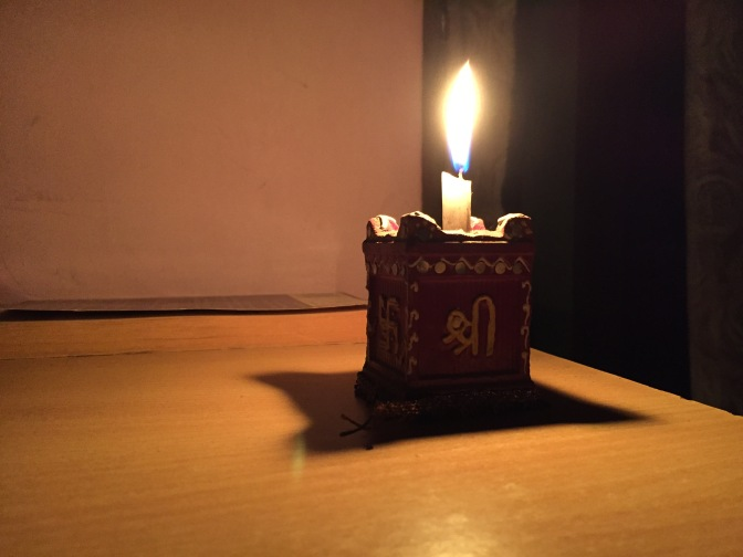 The Strength of a Flickering Candle.