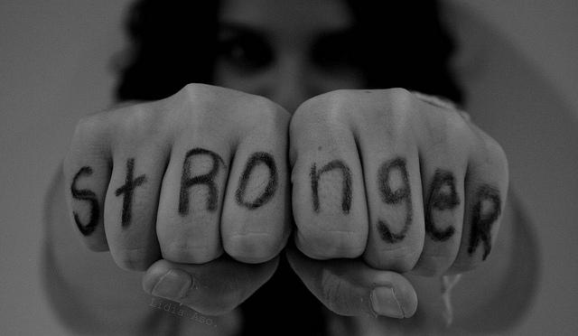 Stronger!!