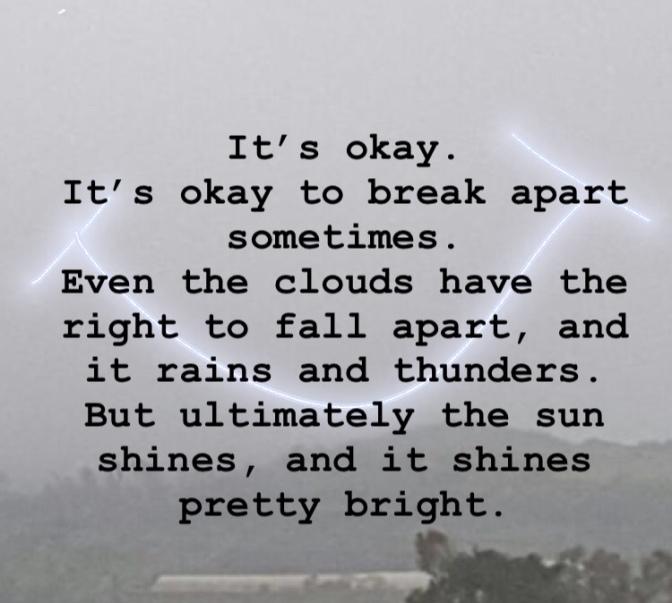 Breaking Apart!