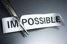 Possibility Of The Impossible!