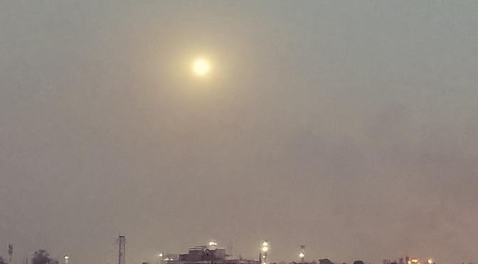 Half Moon!