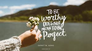 To Be Worthy Or Not To Be!