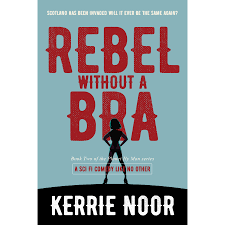 Rebel Without A Bra.